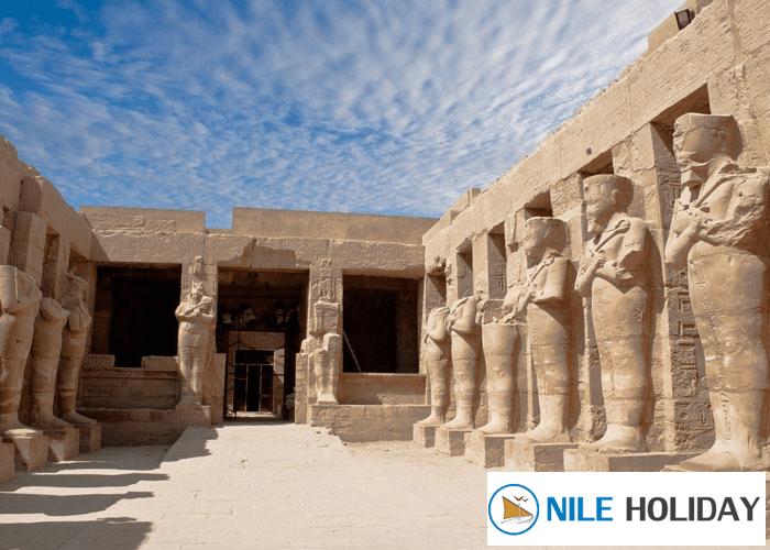 Amun Temple Enclosure