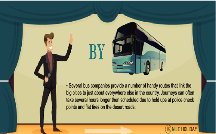Bus Systems In Egypt