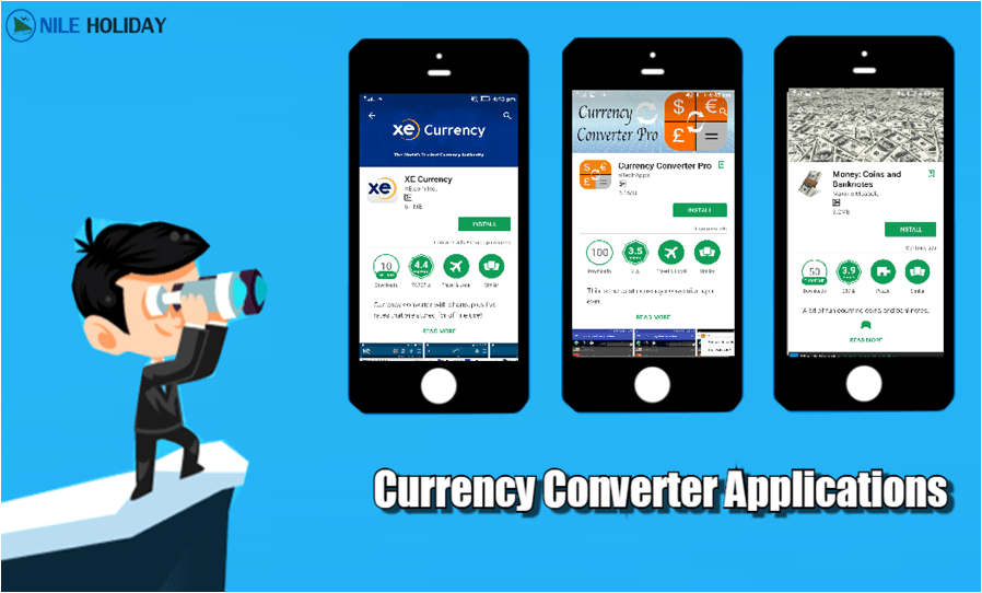 Currency Converter Applications