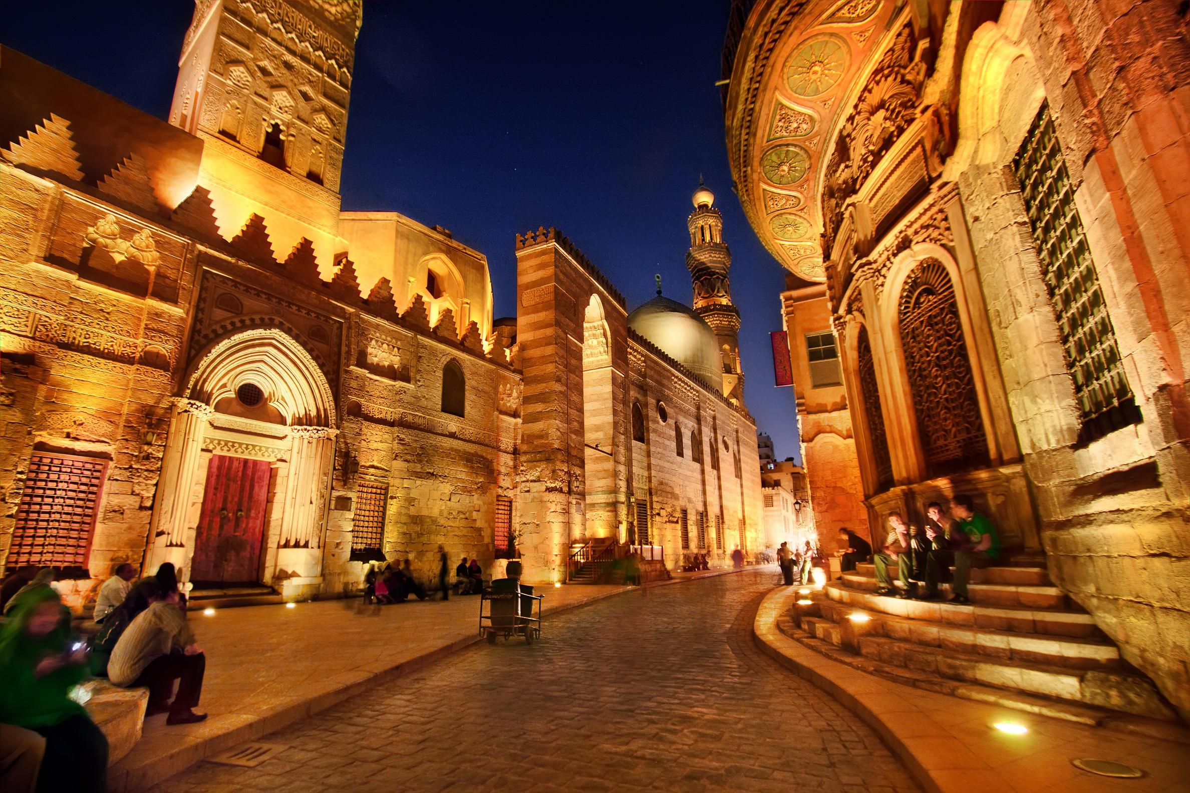 Egypt Christmas Holiday