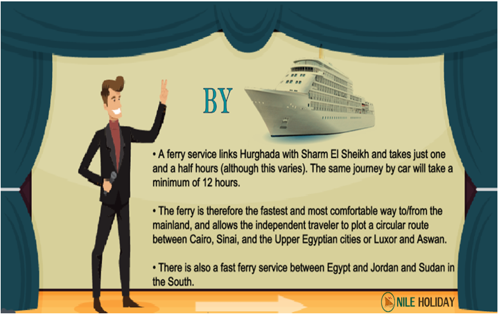 Ferry Systems In Egypt