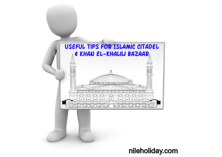 Islamic Citadel & Khan El-Khalili Bazaar