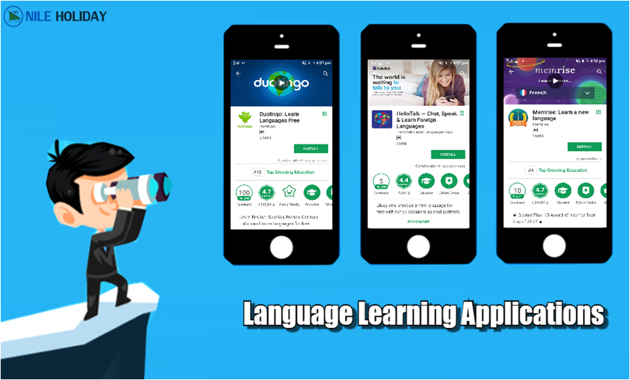 Language Learning Applications