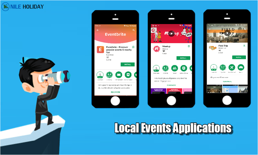 Local Events Apps