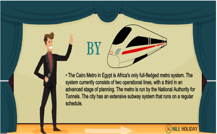 Metro Systems In Egypt