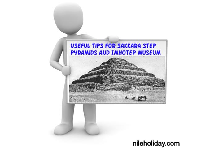 Sakkara Step Pyramids And Imhotep Museum