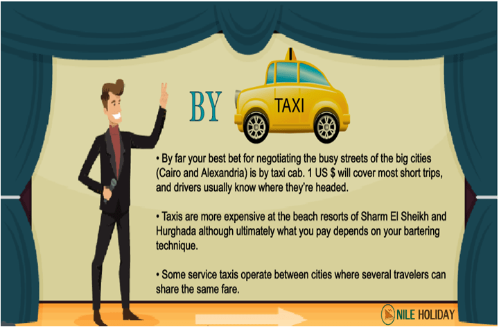 Taxi Systems In Egypt