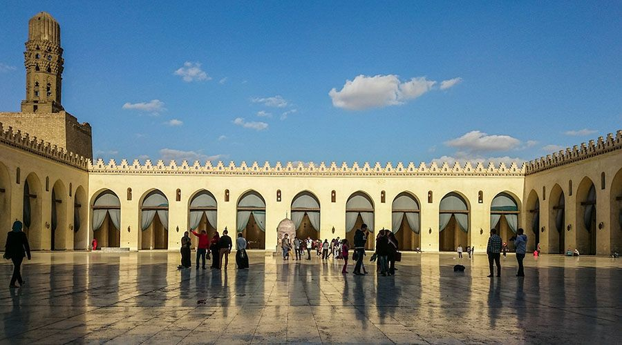 Place Of Worship Of Al-Hakim