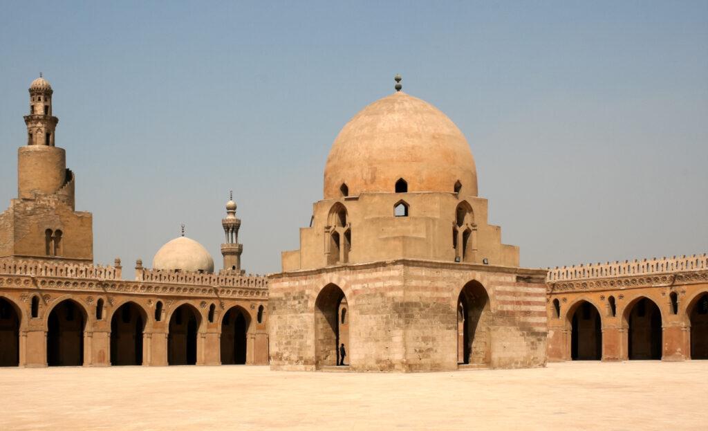Ibn Tulun House Of Prayer