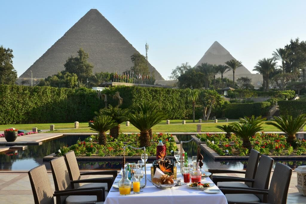 Day Trip Meal At Top Rated Restaurant Near Great Sphinx