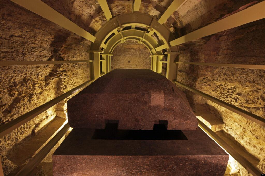 Mystery Of Saqqara